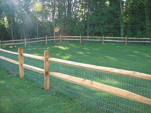 Split Rail Gallery Split Rail Fence Dog Fence Rustic Fence