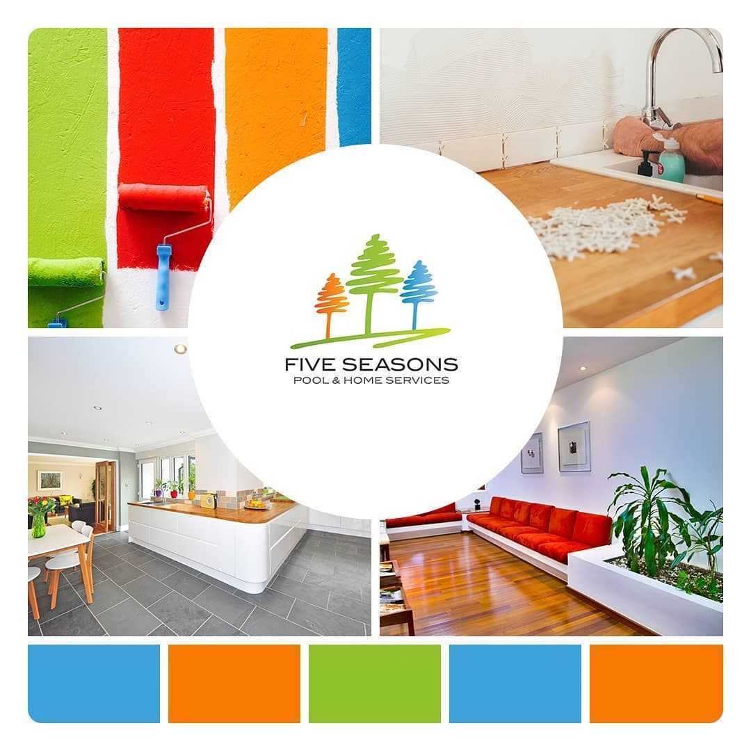 Are you ready to get those Home Renovations done that youve been wanting to?  At Five Seasons we pri...