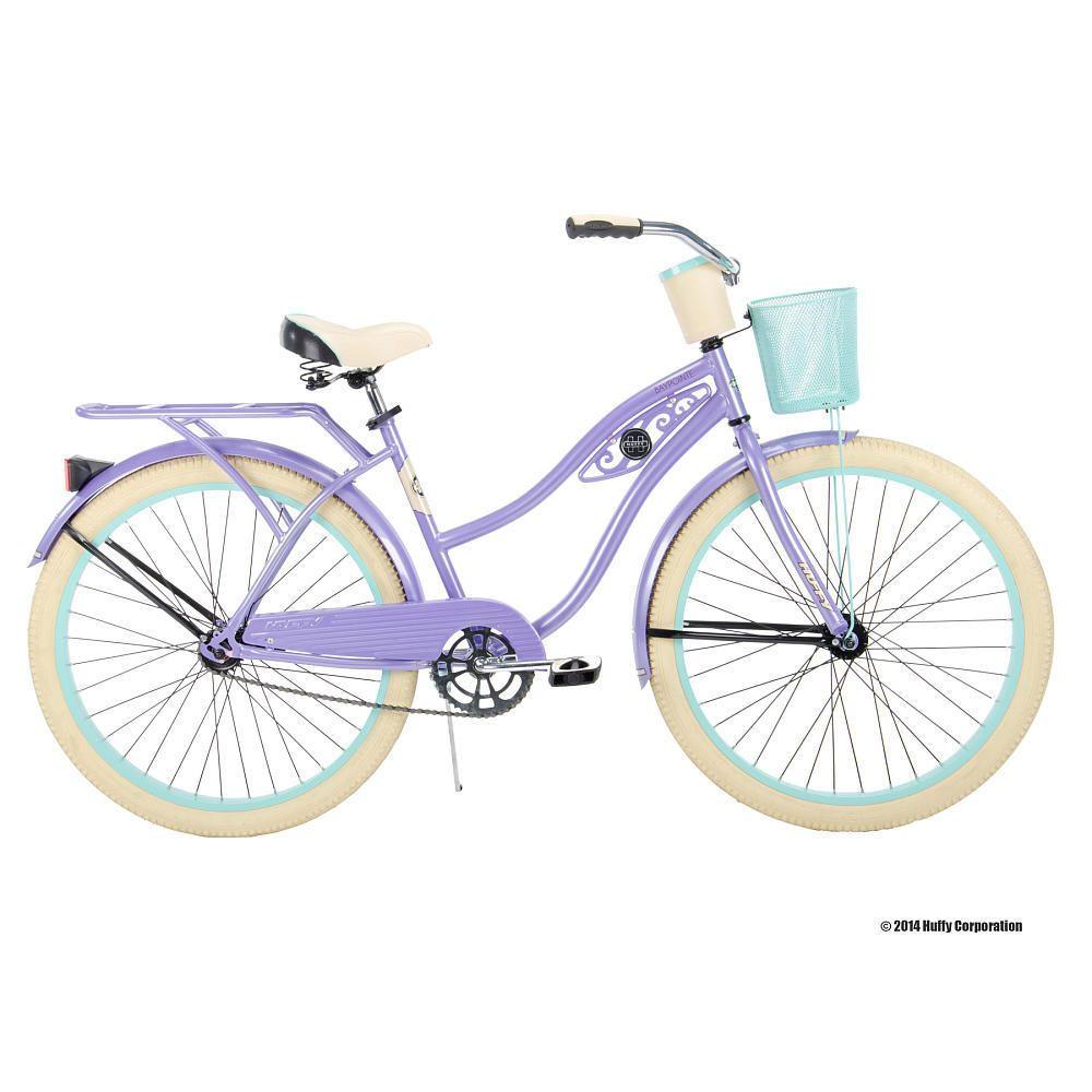 Women S 26 Inch Huffy Baypointe Cruiser Bike Huffy Cruiser Bike