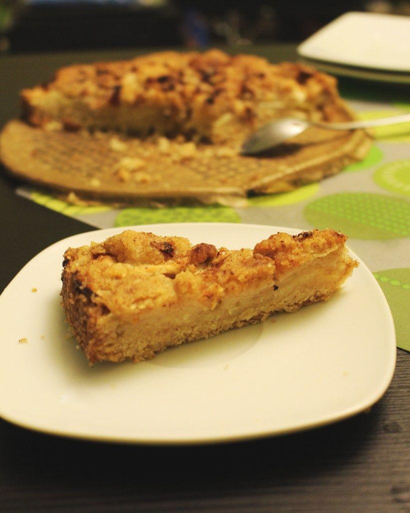 Dietetyczny Jablecznik Pyszne Zdrowe Ciasto Przepis Recipe