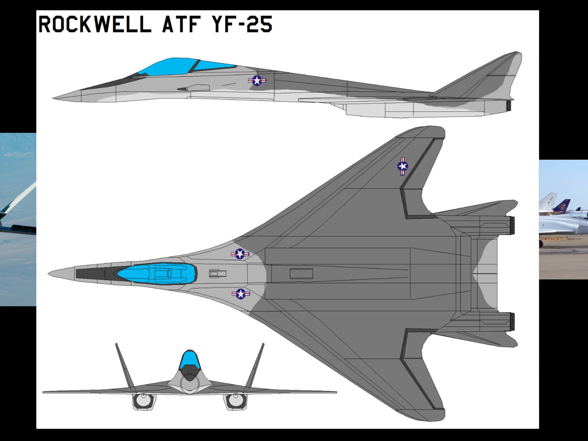 Rockwell ATF concept