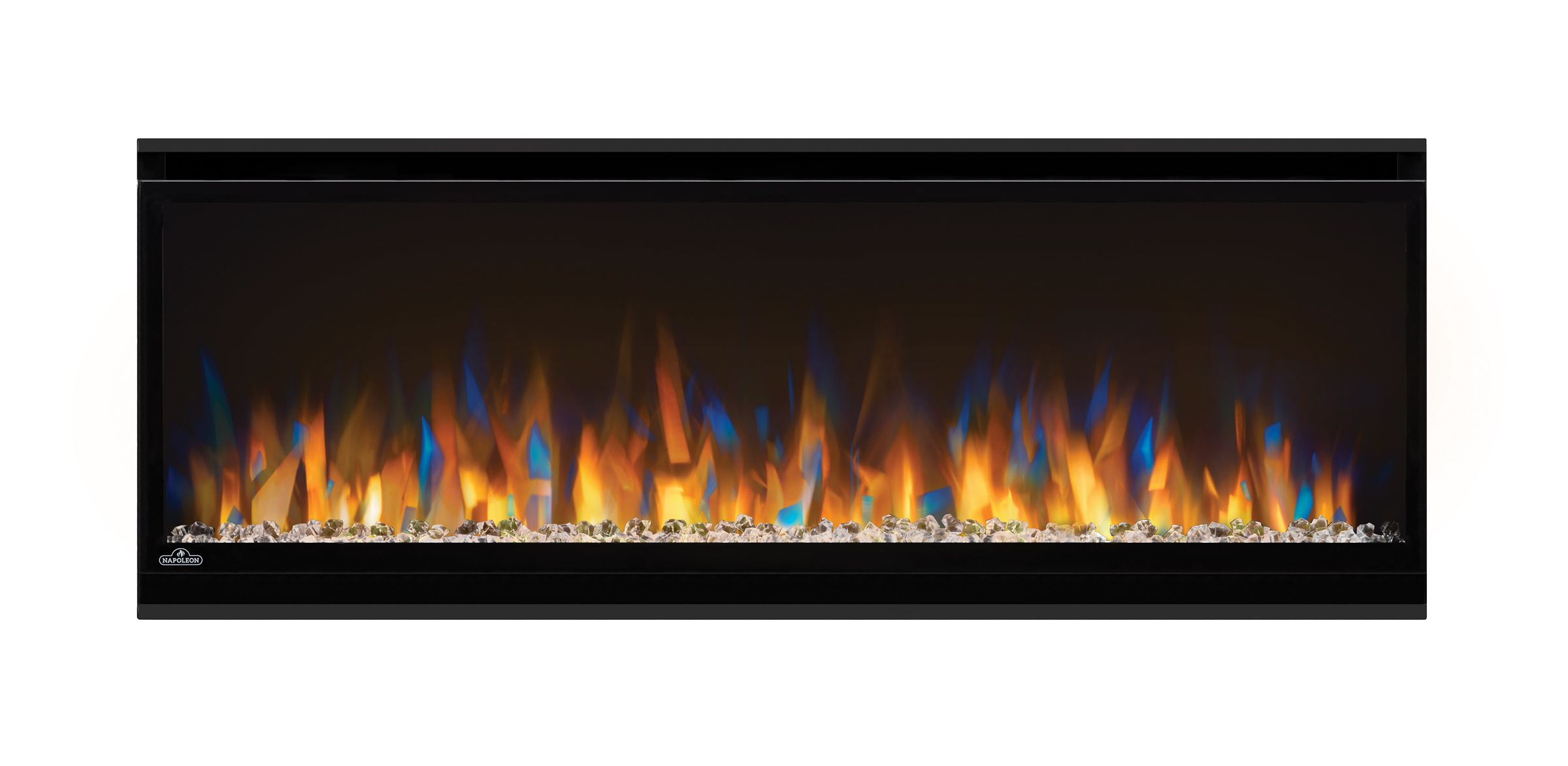 napoleon s alluravisiona series linear electric fireplaces they