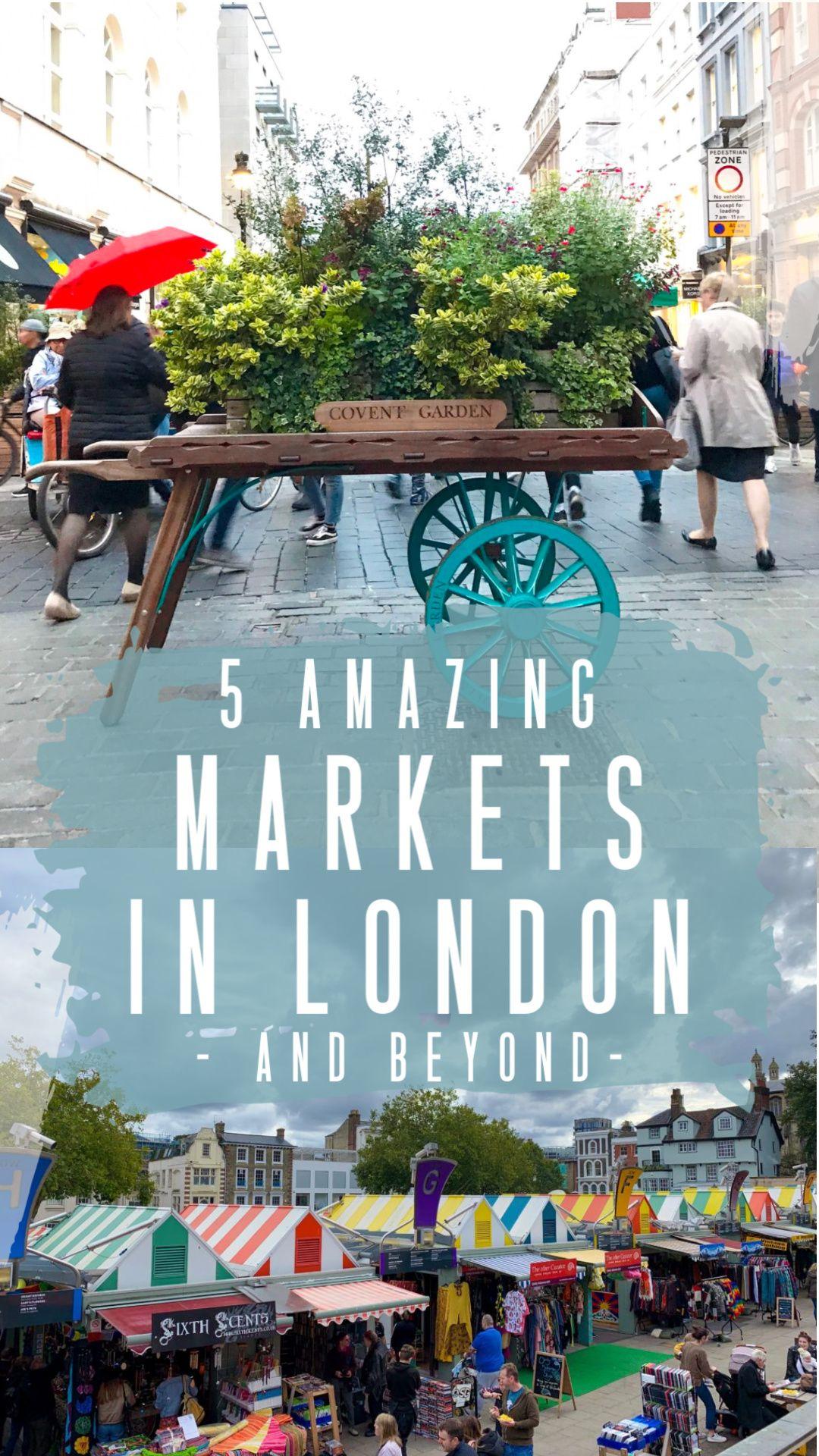 The 6 Coolest Markets In London Tastebud Travels London Columbia Road Flower Market Camden Markets
