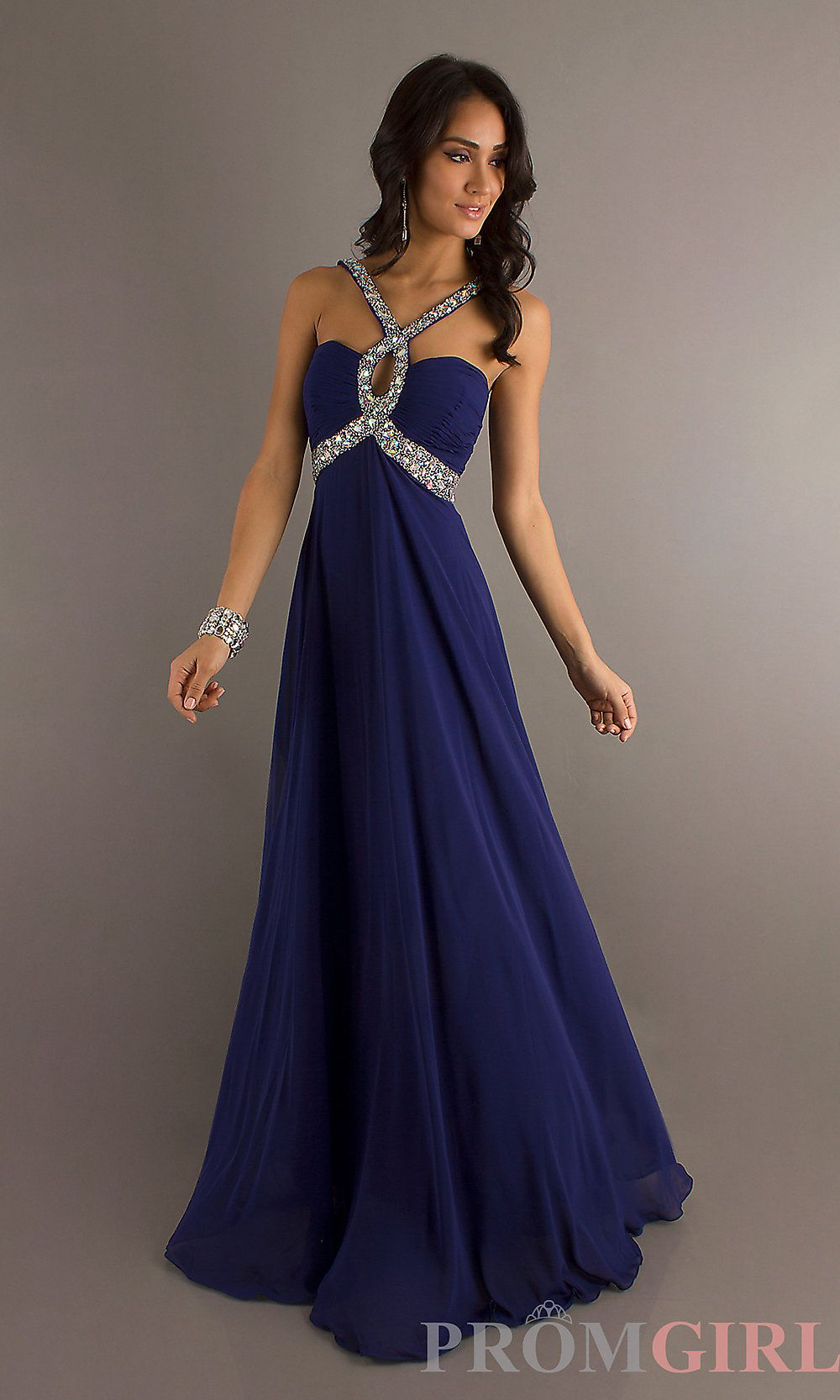 dark blue prom dresses 2014 | Gommap Blog