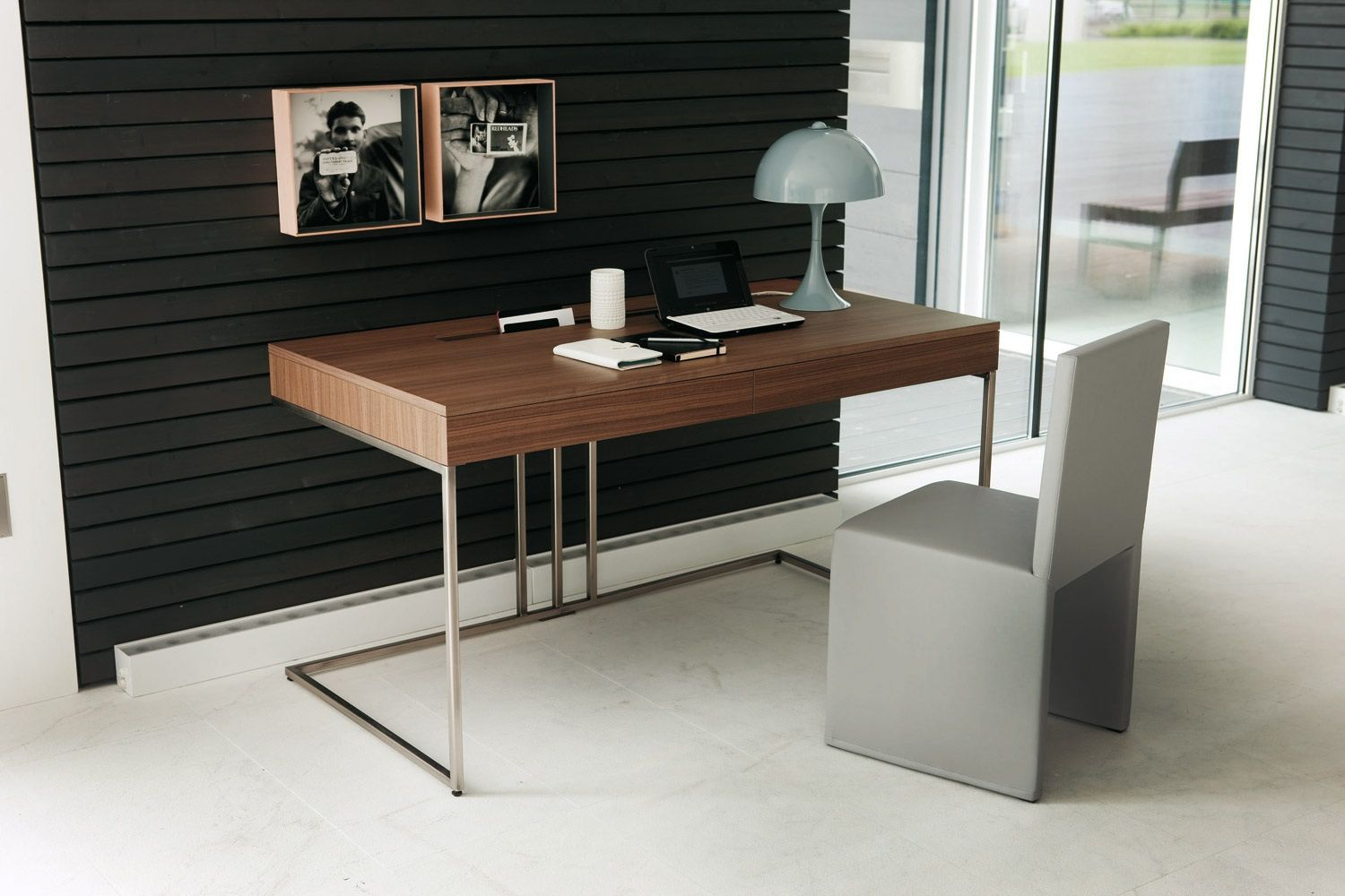 Contemporary Office Desks For Home Custom Home Office Furniture Check More At Http Www Drjamesghoodblog Com Contemporary Office D Interior Mebel Meja Kerja