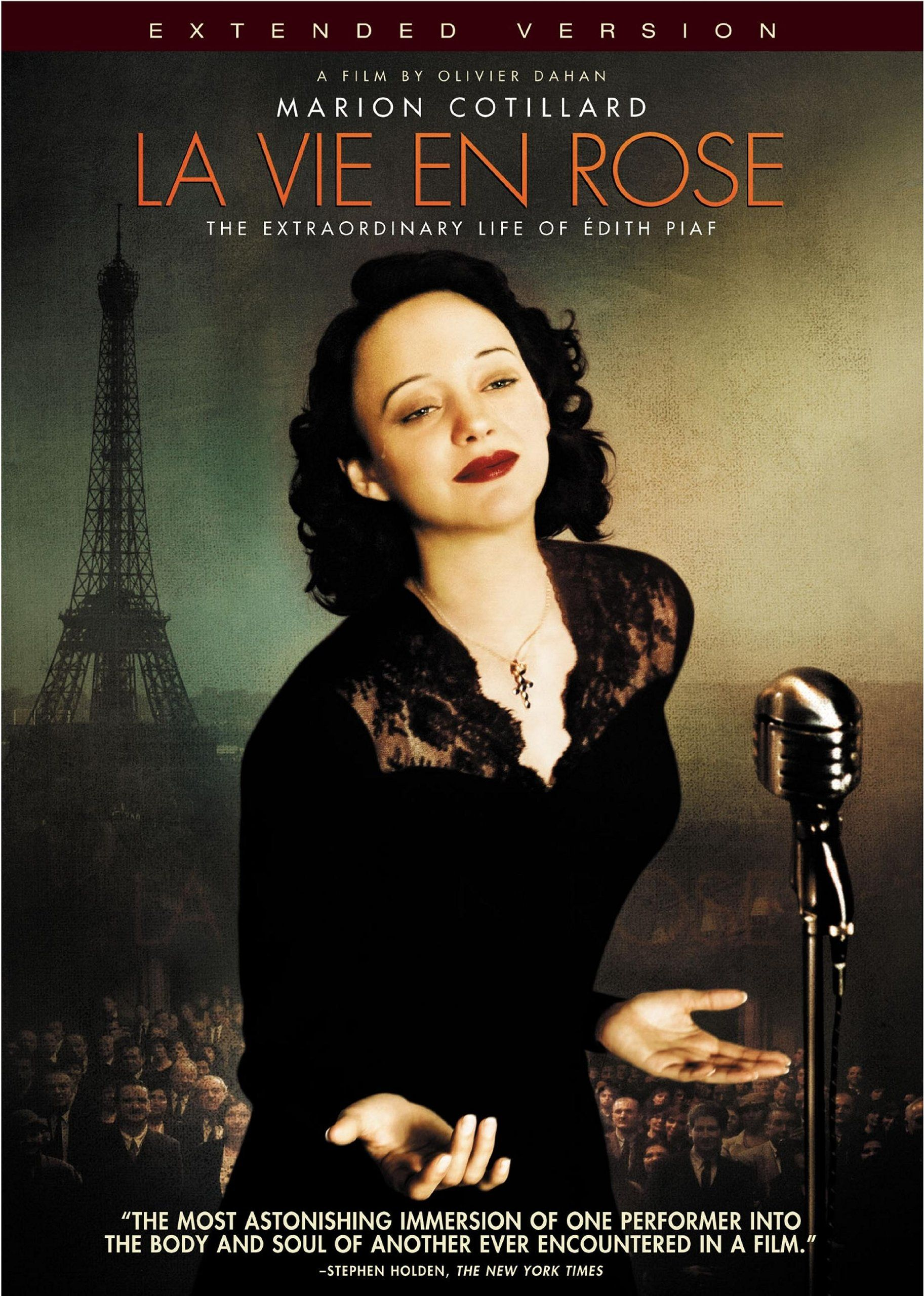 Je Parle Francais La Vie En Rose Cine Frances Las Mejores Peliculas Para Aprender Frances Movies La Vie Film