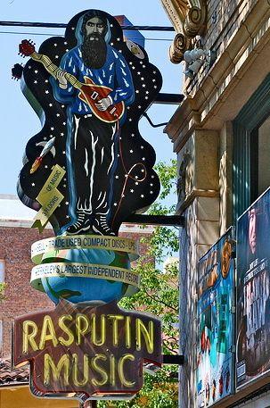 rasputin records record store vinyl records records