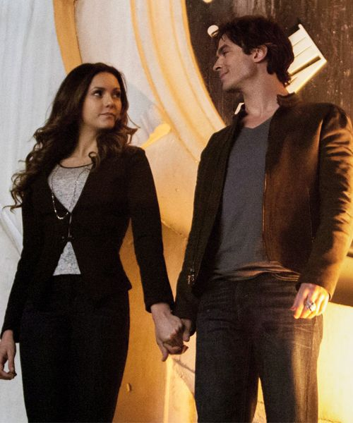 "The Vampire Diaries → Episode stills 6x20 ""I'd Leave My Happy Home For You"""