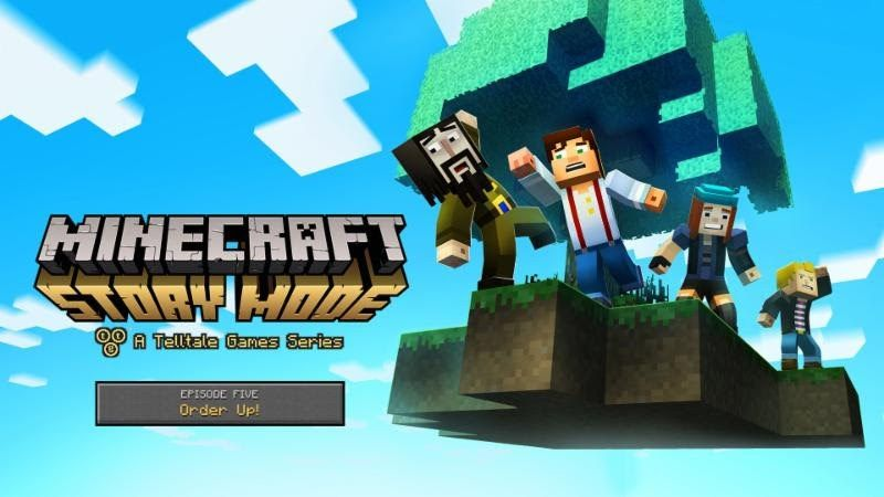 How To Get All The Episodes In Minecraft Story Mode