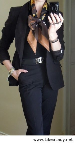Elegant work wear
