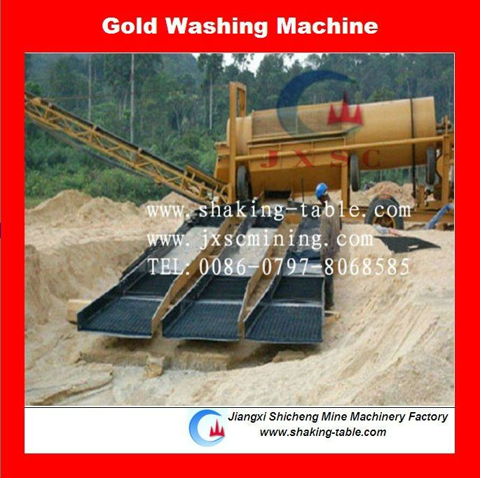 Gold Mine Equipment $15000~$50000