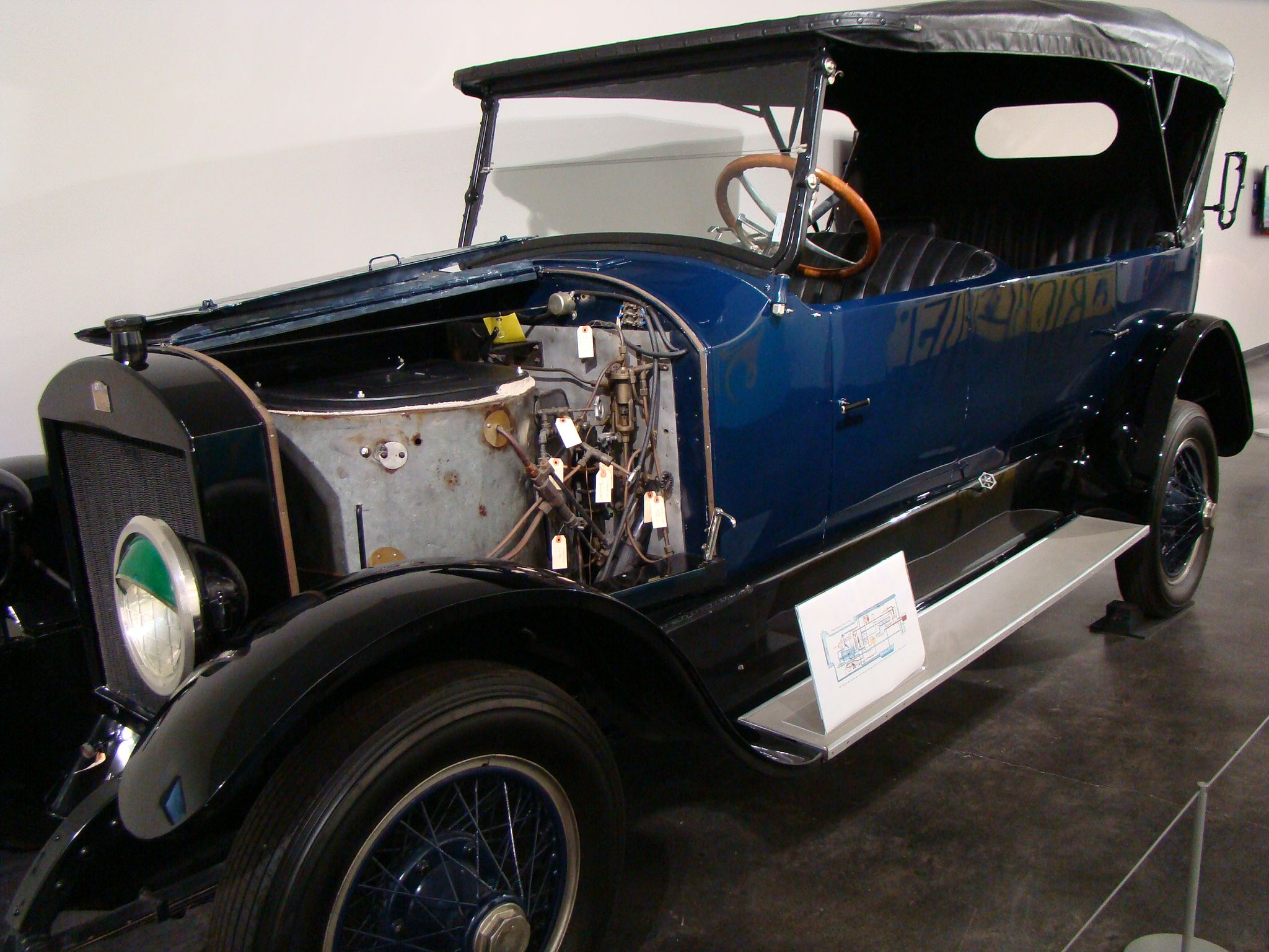 1914 Detroit Electric Car Brought To You By The Car Insurance