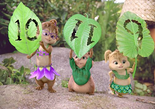 Alvin And The Chipmunks Chipwrecked With Images Alvin And