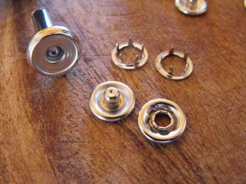 Using Snap Fasteners   make :: thread   Sewing tools, Sewing