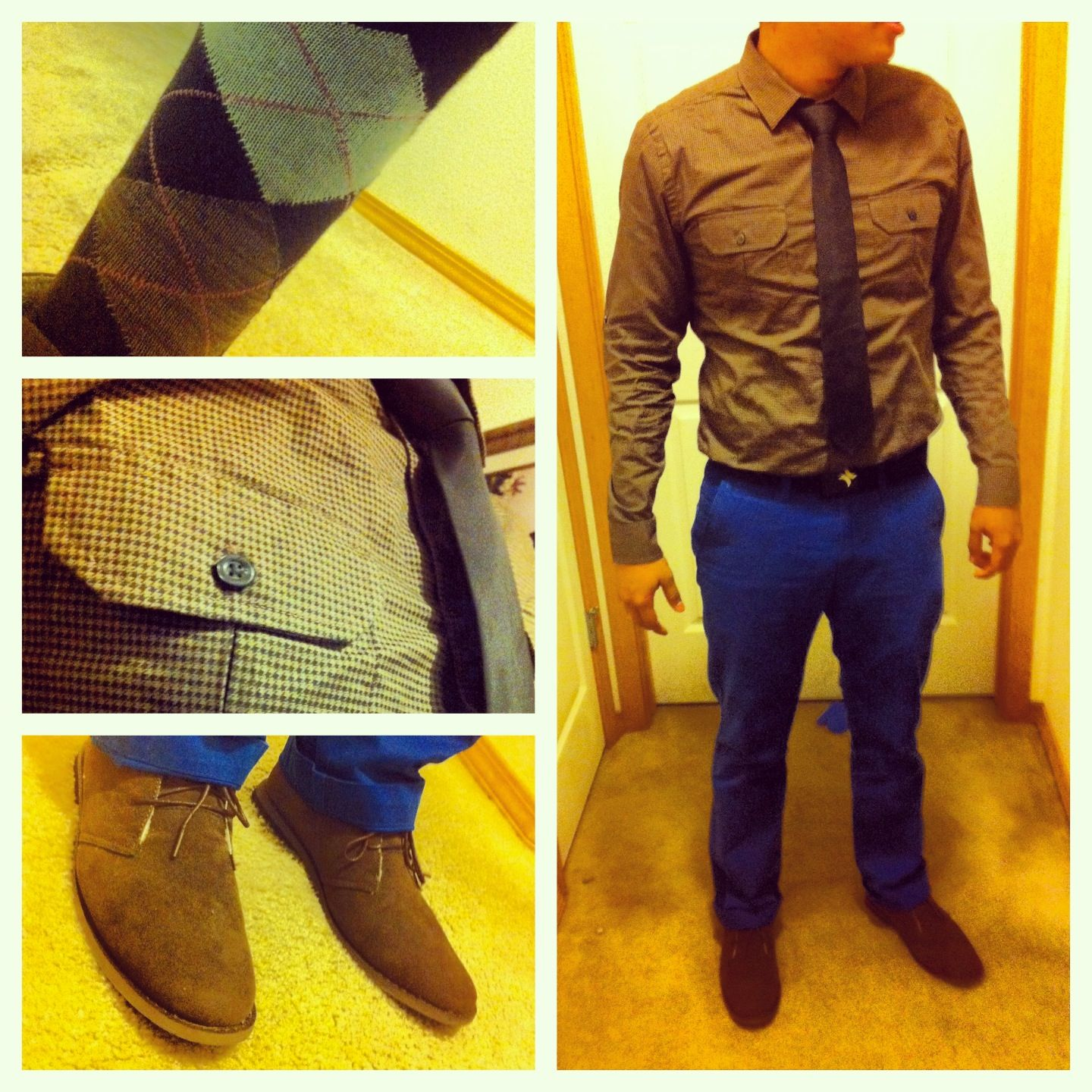 78f4b2c1108b2 A friends Sunday s church outfit  ) Shirt  jcpenny Pants  jcpenny Shoes  forever  21