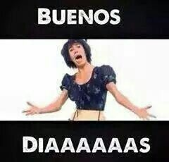 Buenos Diassss Memes Pandora Screenshot Spanish English