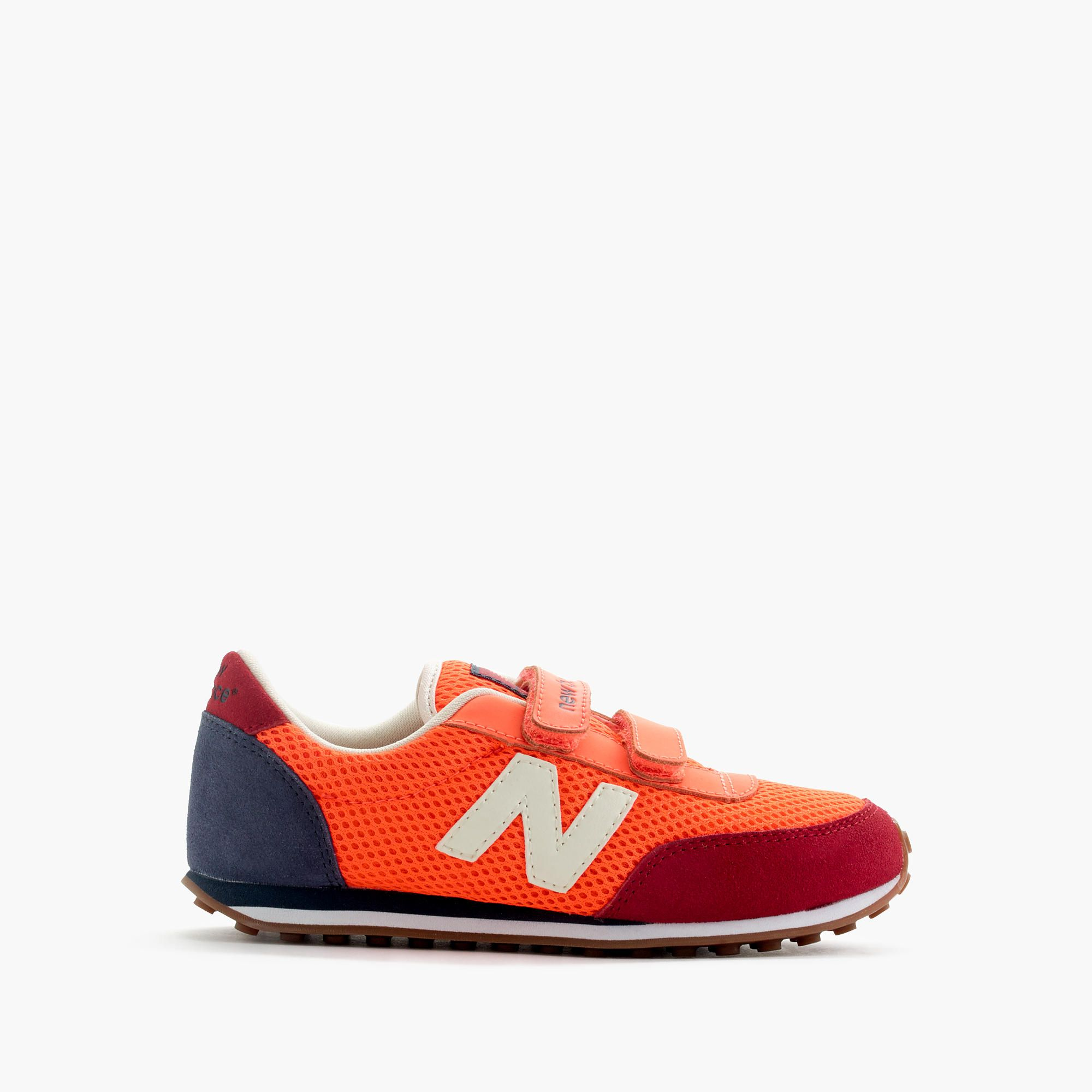 Kids' New Balance® for crewcuts 410 velcro sneakers