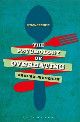 The Psychology of Overeating cover image