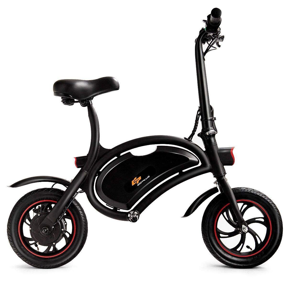 Goplus Foldable Electric Bike 350W