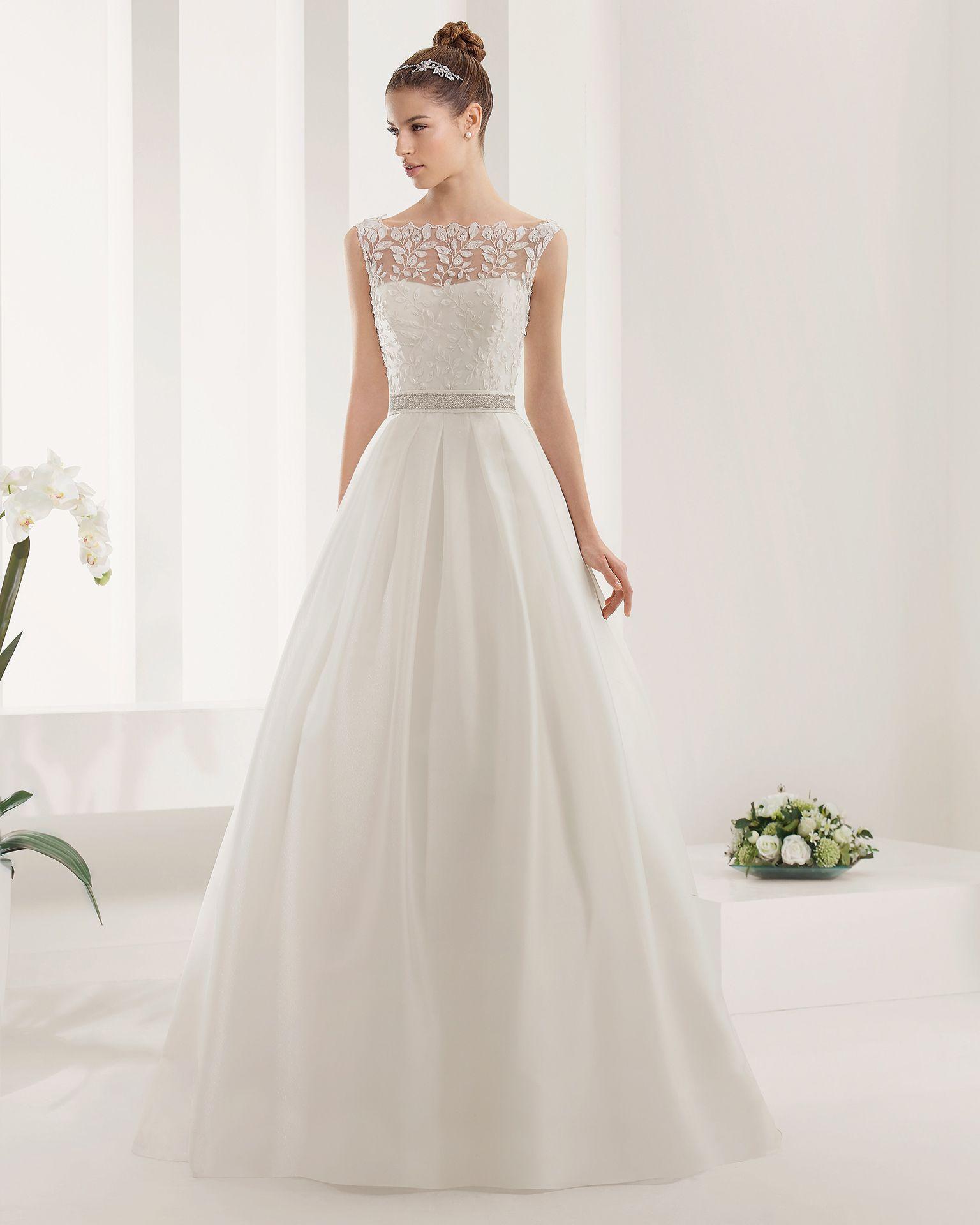 8B173 PICARO ALMA NOVIA Online wedding dress, Wedding