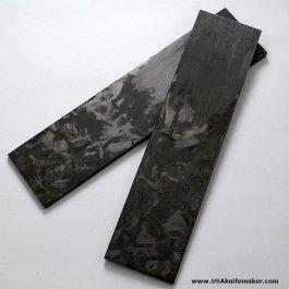 Black Marble Carbon Fiber Black Marble Carbon Fiber Knives Carbon