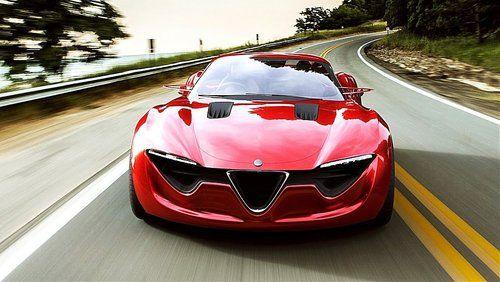 Alfa Romeo Ghibli