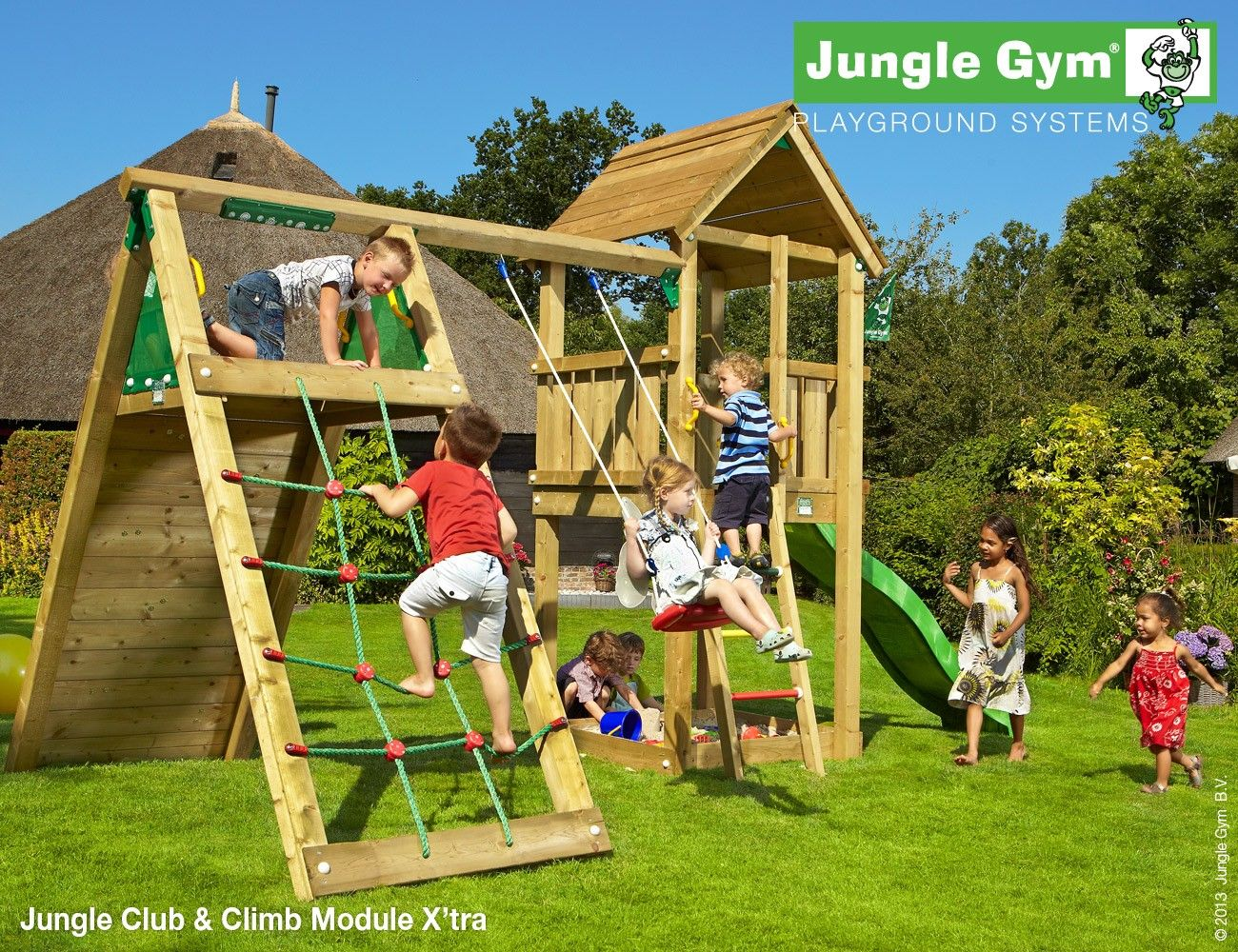 Klettergerüst Jungle Gym : Jungle club playtowers gym playsets pinterest