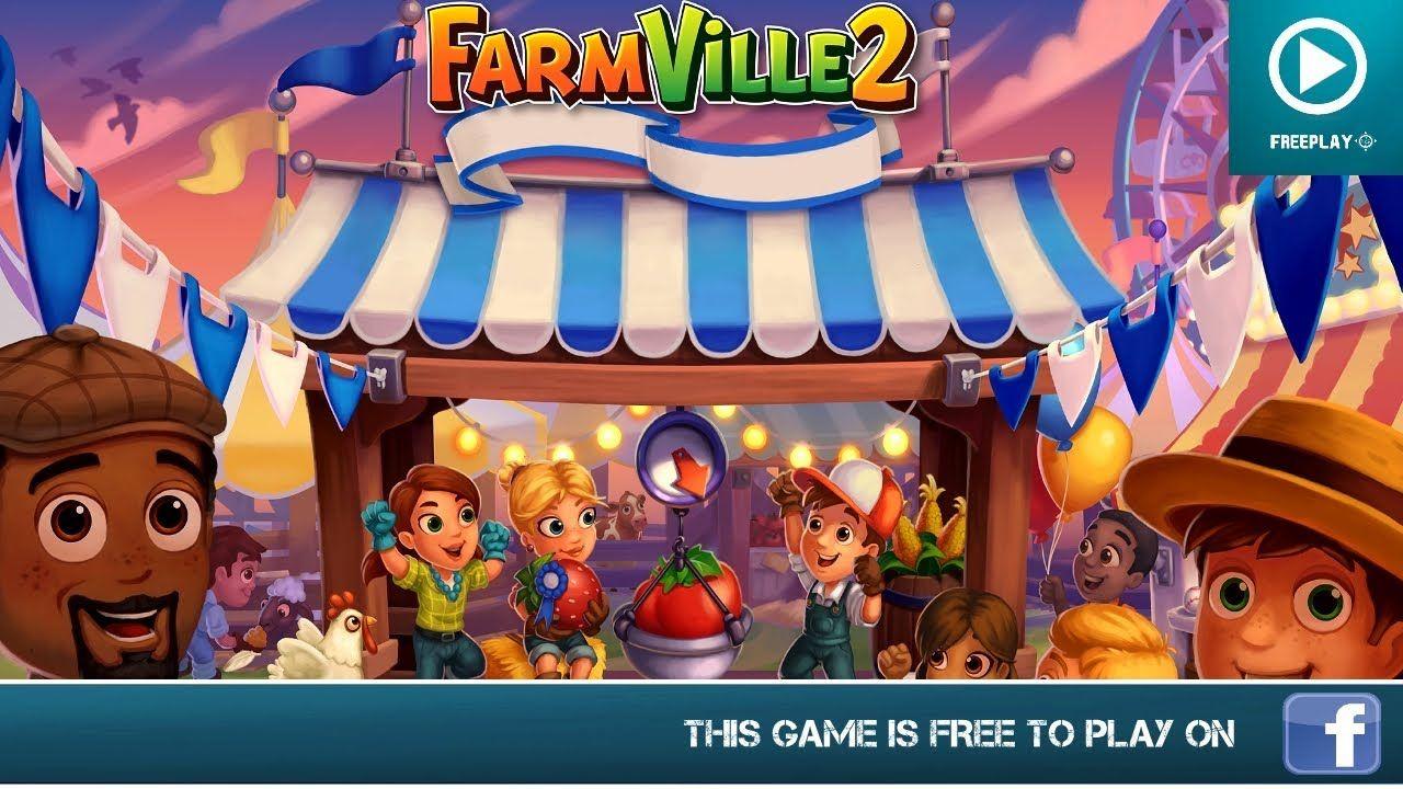 Farmville 2 Zynga Facebook HD Gameplay Trailer