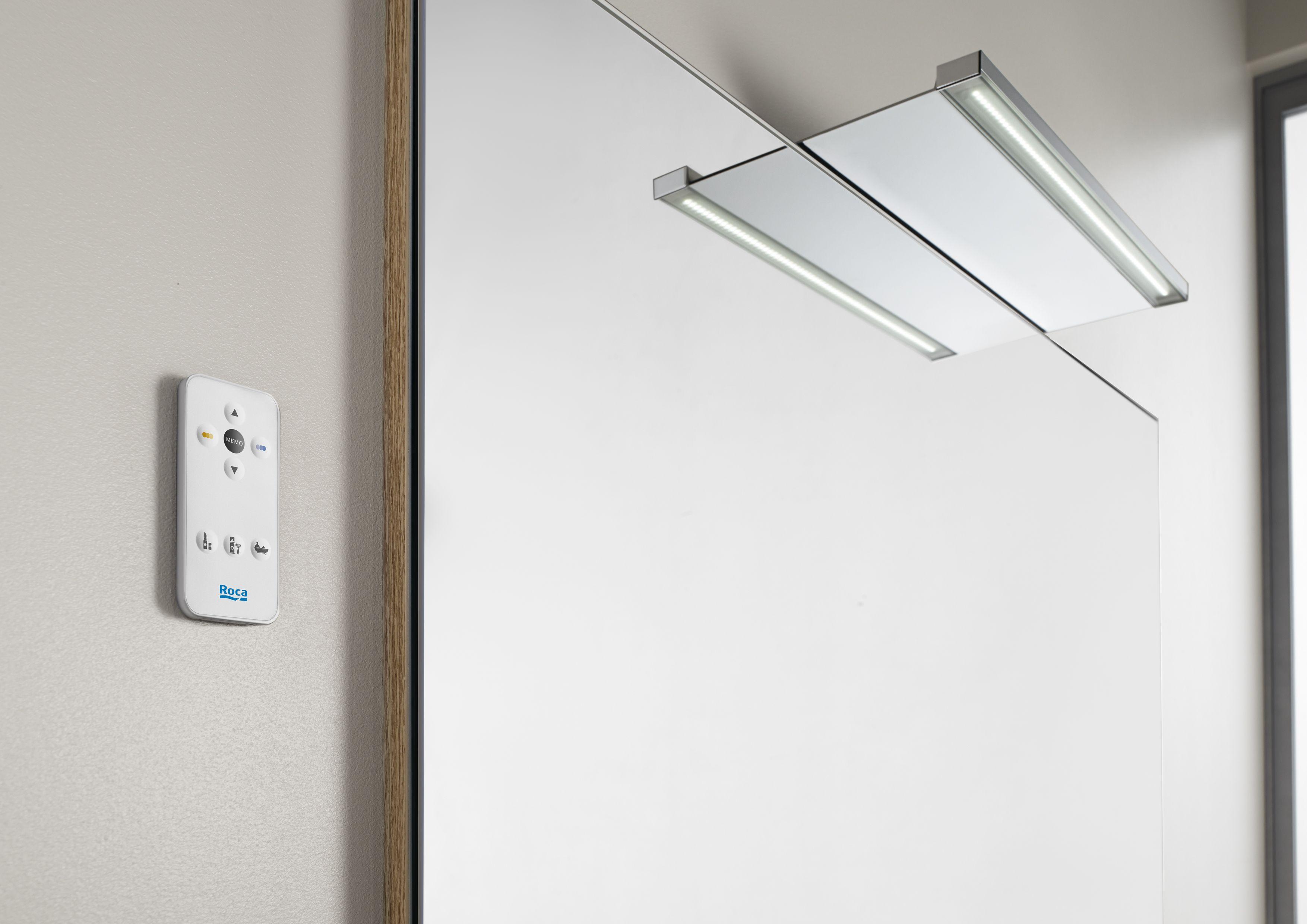 Applique smartlight lumière intelligente pour la salle de bain par
