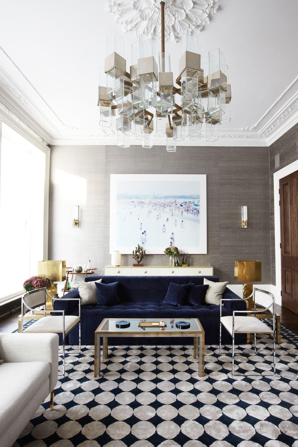 9 design rules you should be breaking living spaces chandeliers 9 design rules you should be breaking arubaitofo Image collections