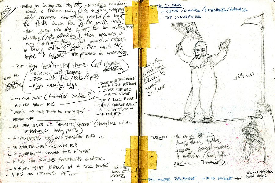 Chuck Richards: Children's Author & Illustrator
