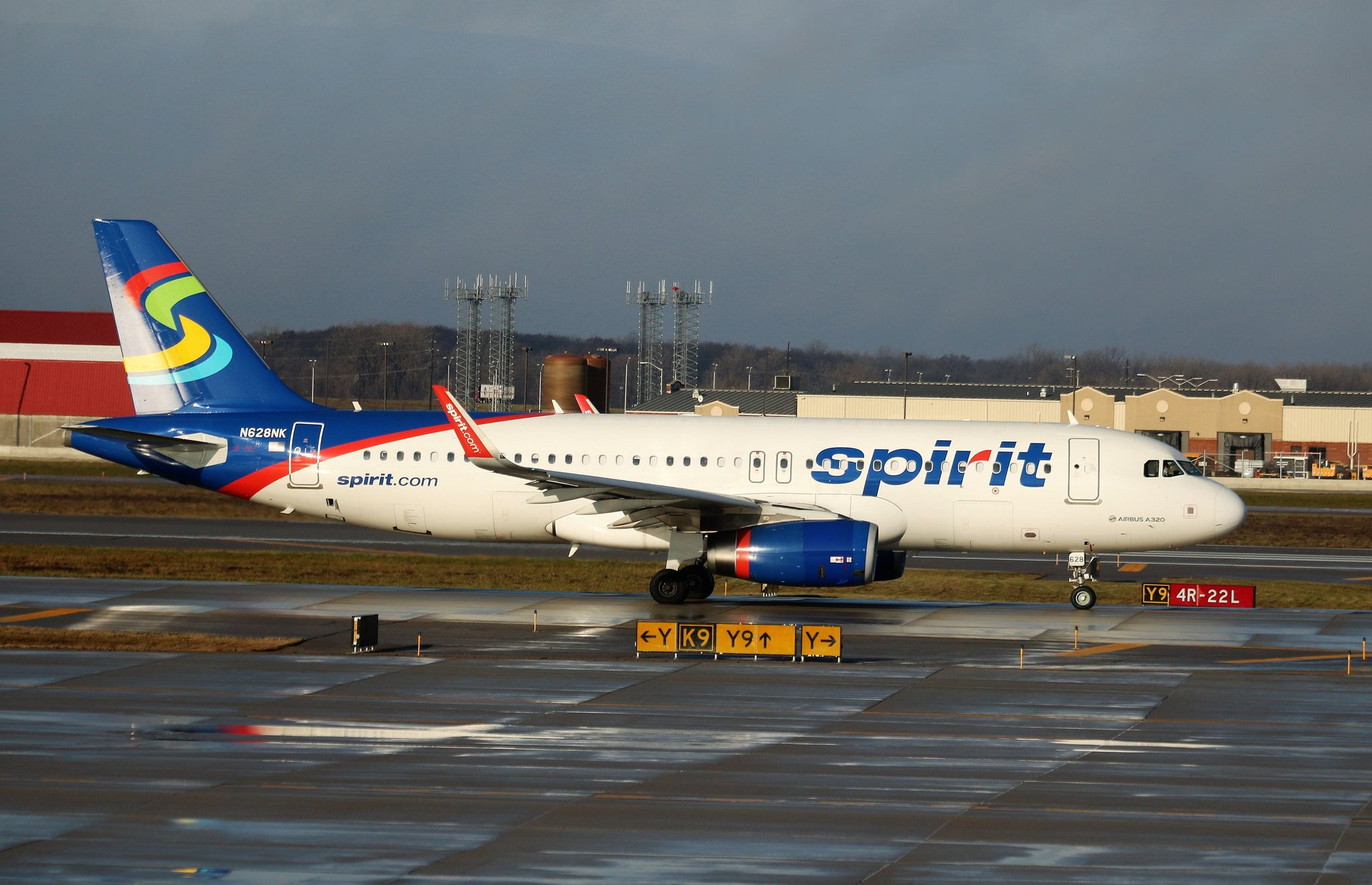 Spirit Airlines A320 (With images) Spirit airlines