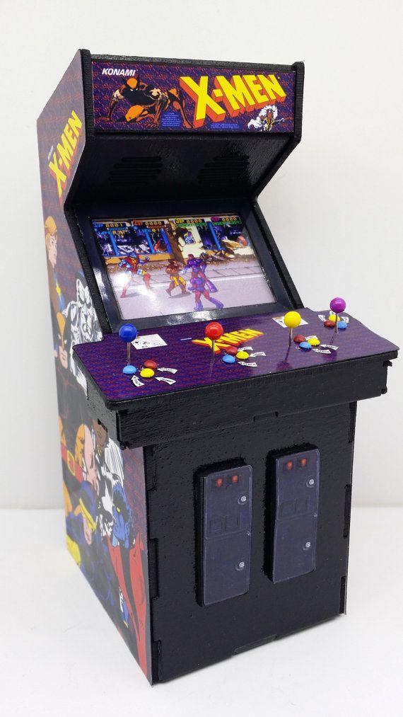 X Men Arcade Cabinet Google Search Big Boy Gaming Arcade