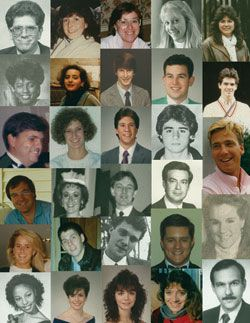 Pan Am lockerbie victims
