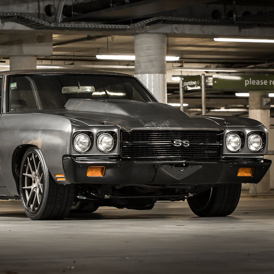 Chevelle SS In Auckland For Mag And Turbo Garage BecauseSS - Cool cars auckland