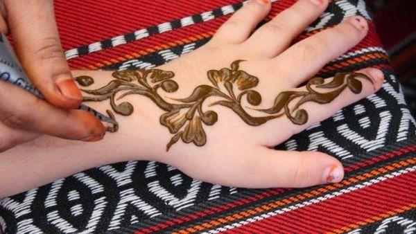 Simple Mehndi By Rose Beauty Parlor Mehandi Designs Kfoods Com Mehndi Designs Simple Mehndi Designs Henna Designs