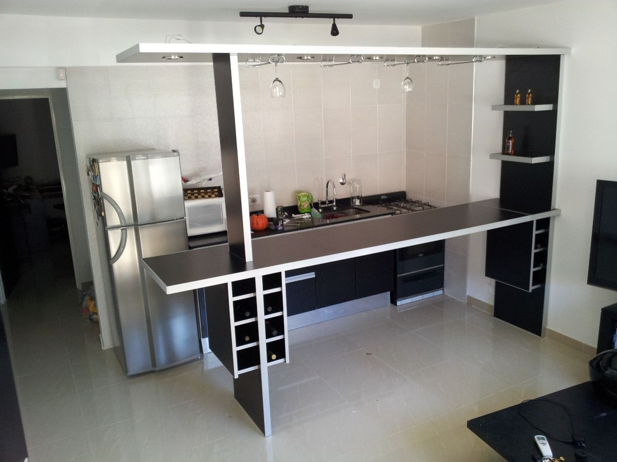 Ideas decoraci n barra de cocina y cantina cocina - Ideas decoracion bar ...