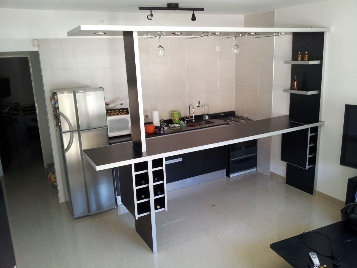 Ideas decoraci n barra de cocina y cantina cocina for Cocinas con desayunador