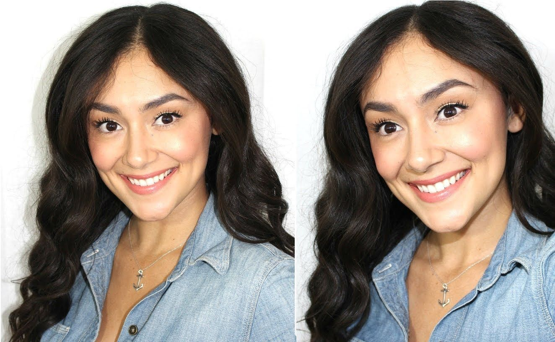Easy Everyday Makeup tutorial by Lara Campi <3