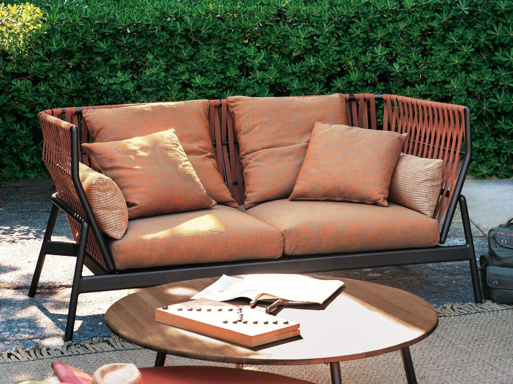 Piper 2 Seater Garden Sofa By Roda Garden Sofa Outdoor Furniture Sofa