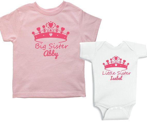 Personalised Princess Crown Baby Kids Toddler T-Shirt EMAIL NAME
