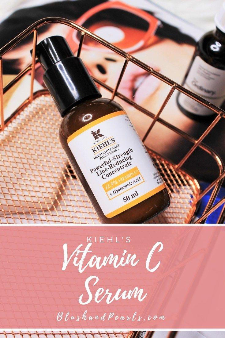 Get Glowing Skin With Kiehl's PowerfulStrength Line