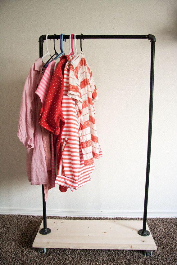 Clothing Rack Free Standing Rack 48 Hang Anything