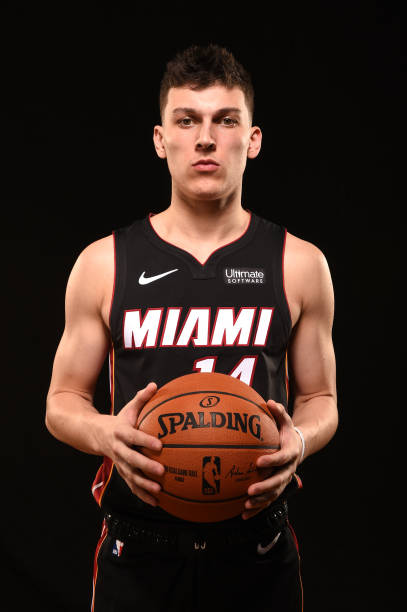 Nba Photo Shoot 2019 Pictures And Photos Tyler Herro In 2020 Nba Pictures Nba Photoshoot