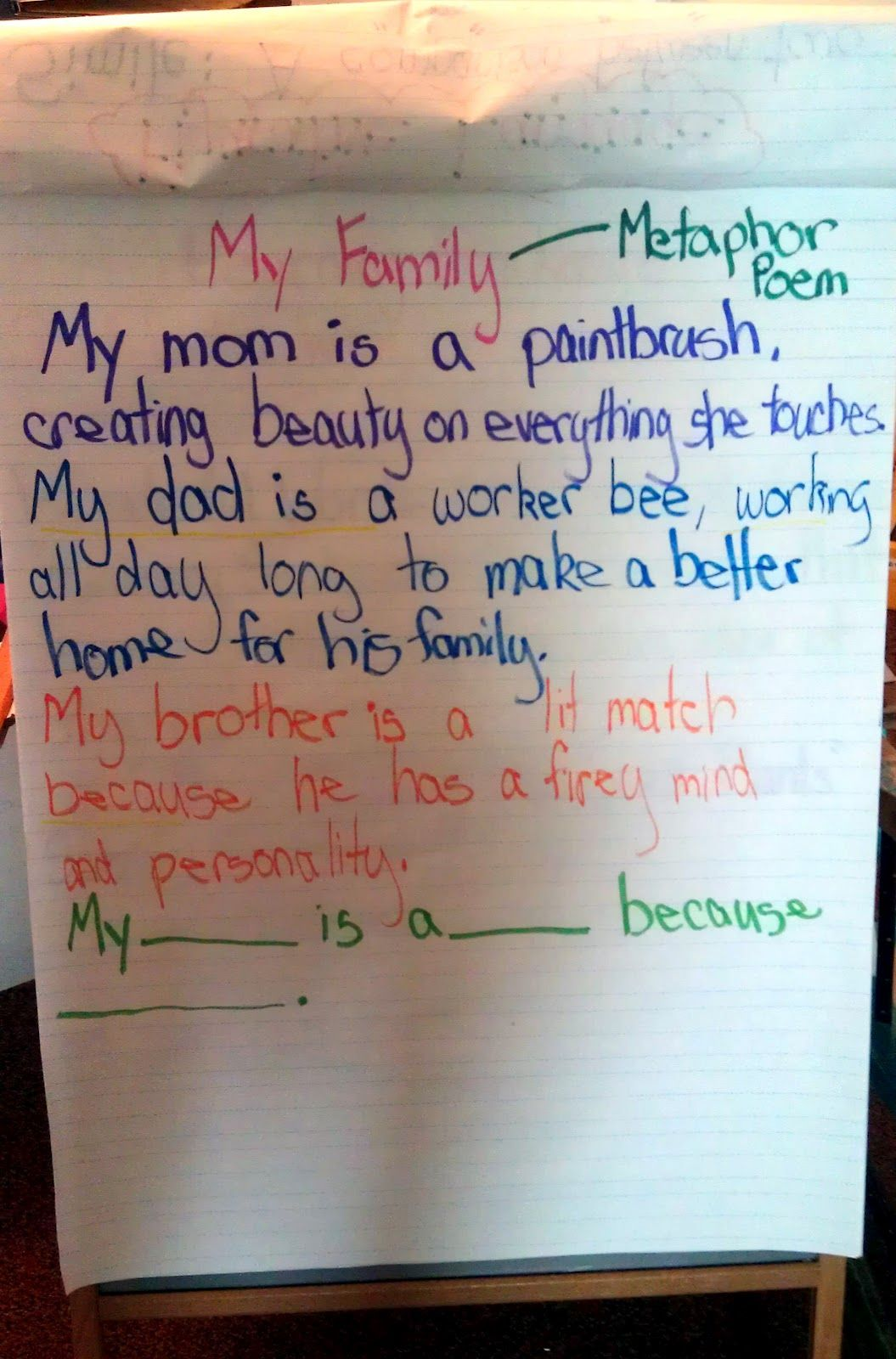 Teaching Figurative Language In Writing Workshop I Love My Job