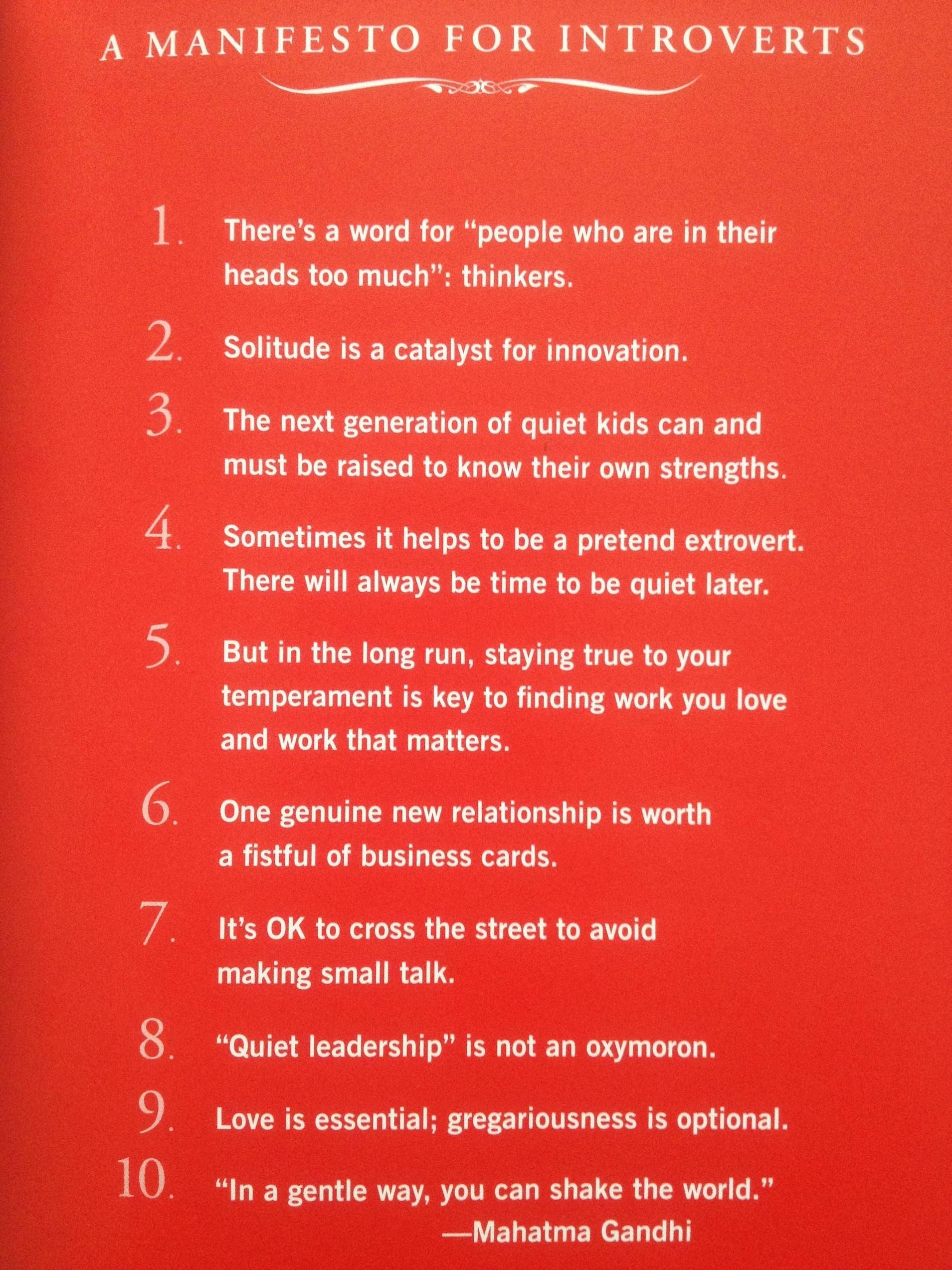 Susan cain quiet the power of introverts