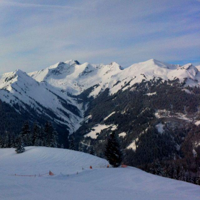 Berwang, Tirol, Austria  Wintersport
