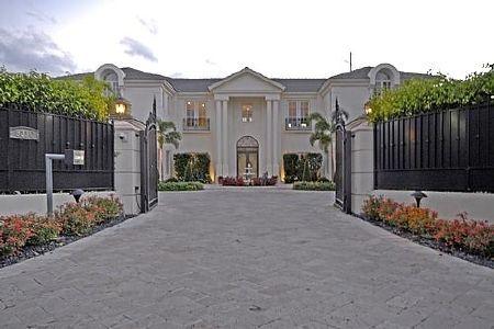 Dwayne Wade S Miami House Celebrity Houses House Miami Houses