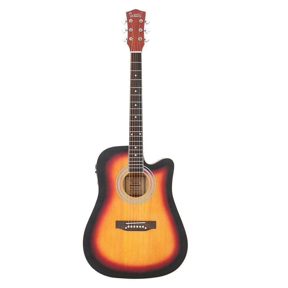 Glarry 41 In Spruce Panel Matte Edging Eq Folk Guitar Bag Wrench Tuner Paddles Ideas Of Acoustic Guitar Acousticguitar In 2020 Acoustic Guitar Guitar Guitar Bag