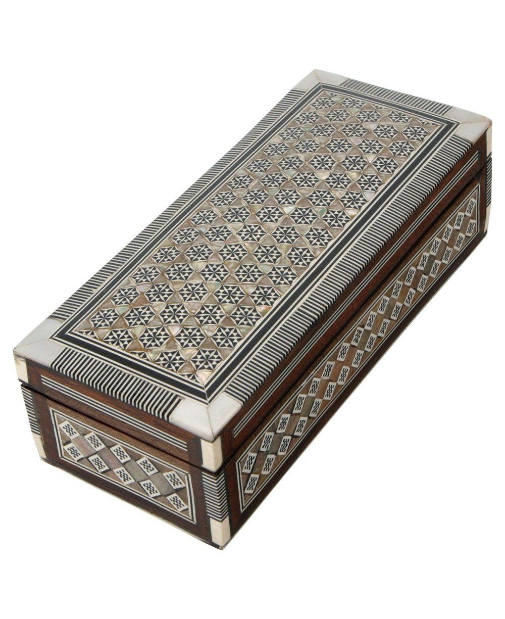 Decorative Photo Boxes Egyptian Mother Of Pearl Decorative Box  Art V  Pinterest